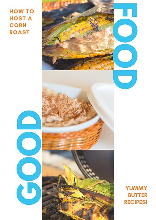 Corn Roast & Flavored Butter