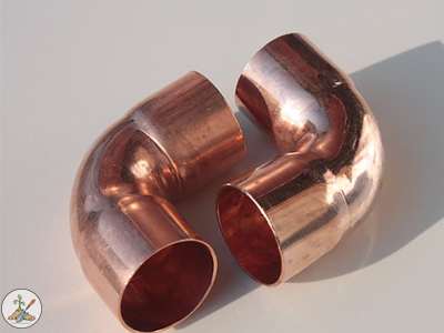 Like the pennies, the copper pipe fittings work to slow the growth.   Copper will not stop the growth entirely but going from a few days to a little over a week - it helps!